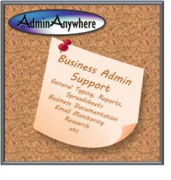 Business Admin Support