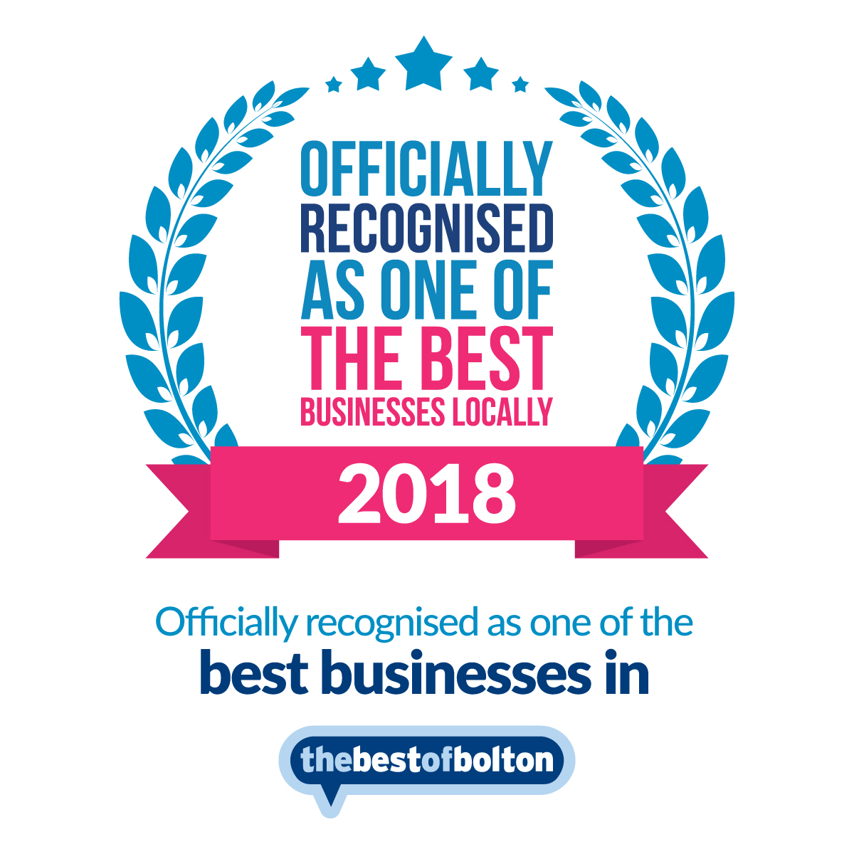 TBO Best Business for Bolton
